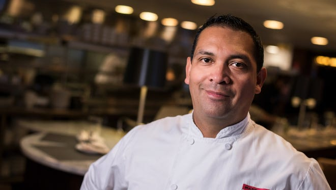 Ramses Alvarez is the new executive chef at Mason Street Grill, 425 E. Mason St.