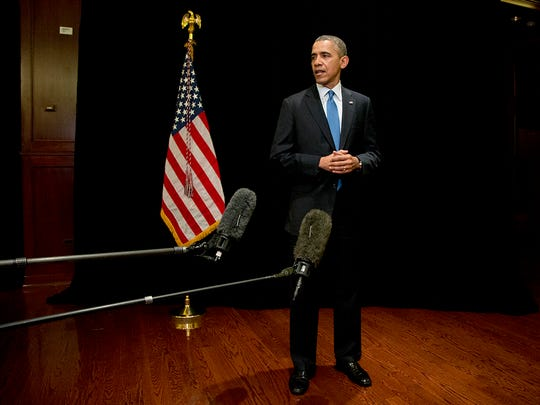 14 mass shootings, 14 speeches: How Obama has responded