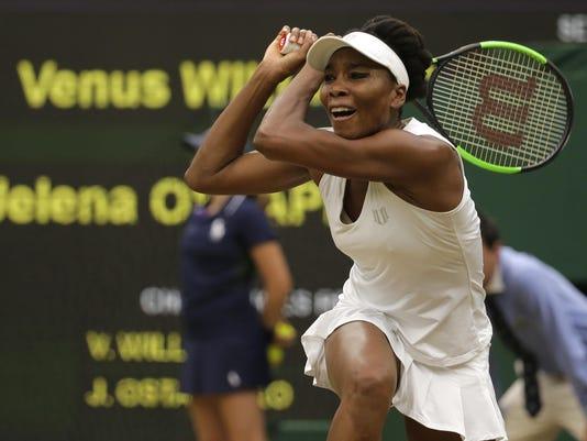 Britain Wimbledon Tennis (3)