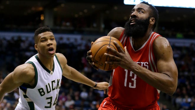 The Rockets are relying on James Harden to get them to the postseason.