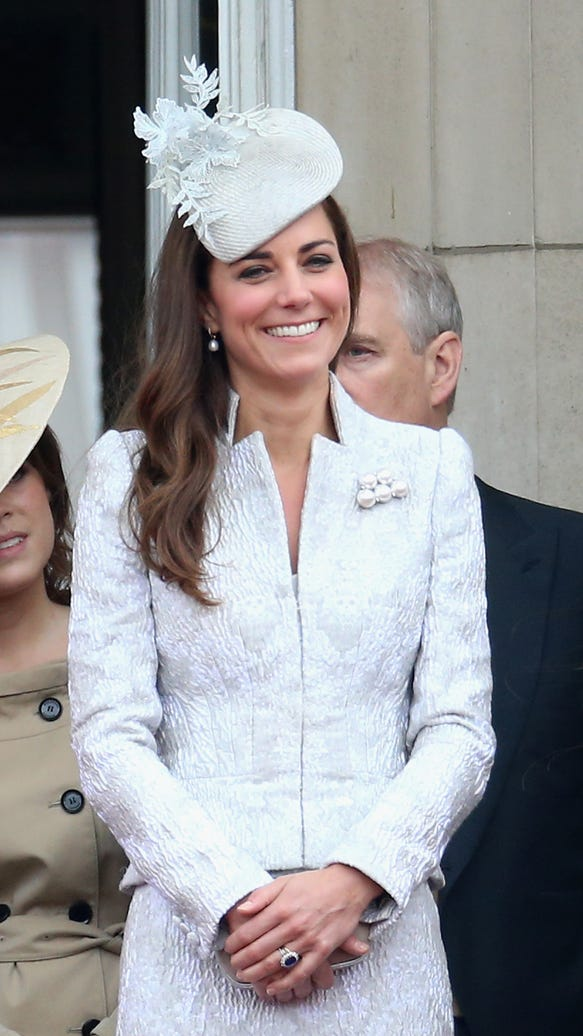 Duchess Kate recently