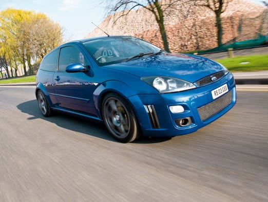 """Ford Focus, 2009-2011: Consumer Reports calls it, """"a competent small car"""" with """"better-than-average reliability and crash-test scores. It is, admittedly, a boring car, and that helps make it perfect for a young driver. """""""