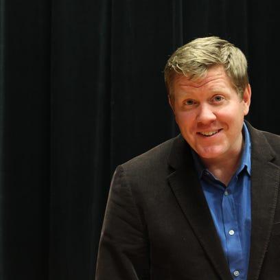 Kirk Bangstad is running as a Democrat.