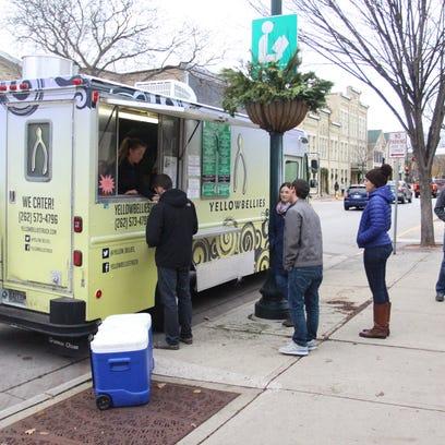 Cedarburg allows food trucks with limitations