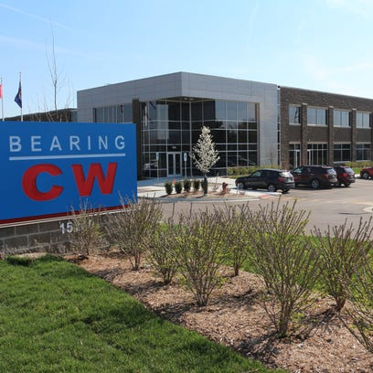 Bearing-maker opens North American HQ in Northville Township