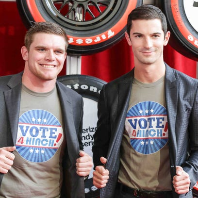 Amazing Race now official for Indianapolis roommates Conor Daly and Alexander Rossi