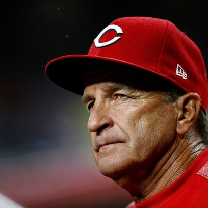Cincinnati Reds getting to work early under Jim Riggleman