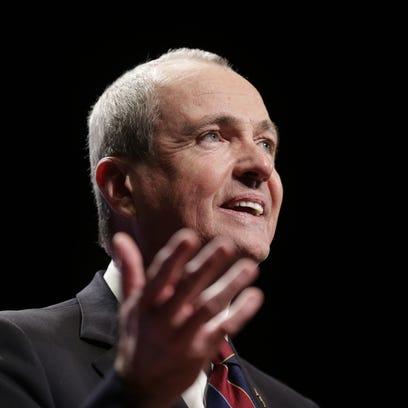 Phil Murphy talks NJ government shutdown, legal weed on Asbury Park boardwalk