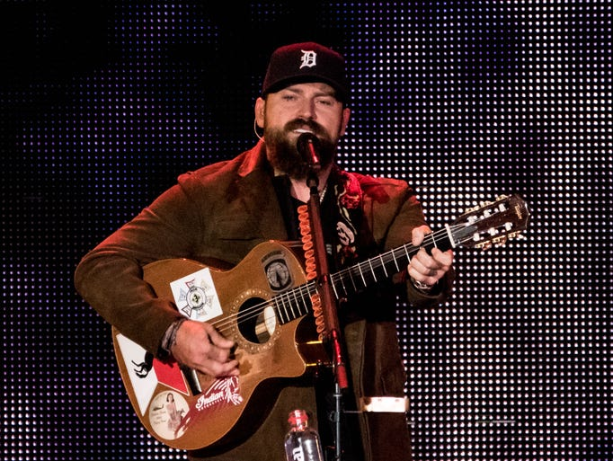 The Zac Brown Band brought their Jekyll + Hyde tour