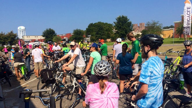 Join the May slow ride in East Pensacola Heights Friday at 6 p.m.