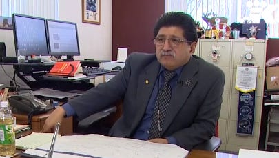 Toppenish School District Superintendent John Cerna.