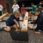 Santa Rosa County students design and learn at STEAM Camp