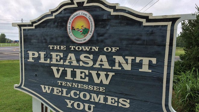 The town of Pleasant View.