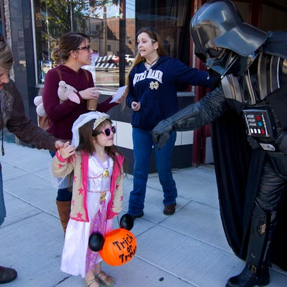 15 Halloween events in Sumner County, from trick-or-treating to spooky attractions
