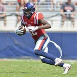 Ole Miss' Jefferson transitioning from rookie to veteran