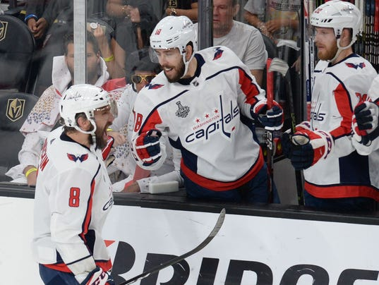 Stanley Cup 2018: Capitals' Alex Ovechkin Wins Conn Smythe As Playoff MVP