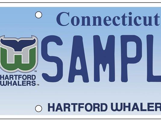 Whalers Plate Hockey