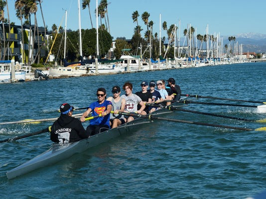 High school rowing club 1
