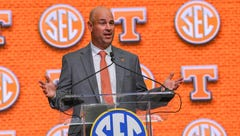 What Tennessee football coach Jeremy Pruitt said about Vanderbilt beating the Vols