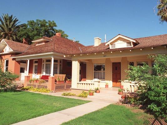 Roosevelt Home Tour
