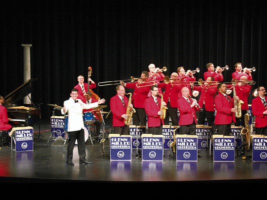 The Glenn Miller Orchestra, considered the most popular big band in the world, will perform at 7 p.m. Tuesday at the Plaza Theatre, Downtown. Tickets are on sale for 46, 55 and 64.