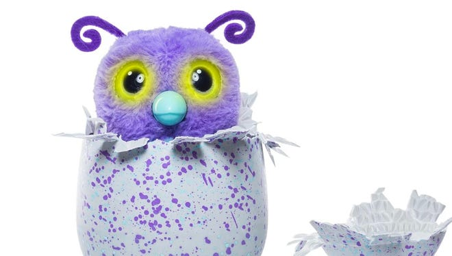 Once they Hatchimals pop out, you can play games with them and teach them to walk, talk and dance.