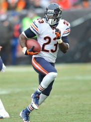 The now-retired Devin Hester is the greatest kick returner