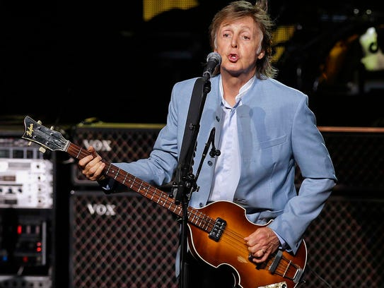 "Hear some of Paul McCartney's most iconic hits in ""The"