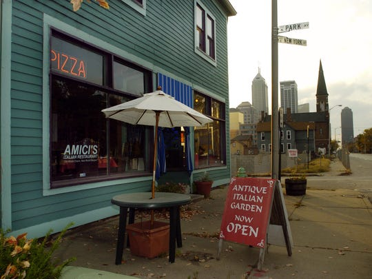 Amici's Italian restaurant, which closed in 2014 on New York Street, hosts a new concept this fall that it's owner promises will be Indy's coolest place to eat.