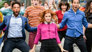 "Jane Levy stars in new midseason musical dramedy ""Zoey's Extraordinary Playlist."""