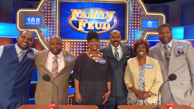 The Ford family of Louisville on Family Feud Sept 1