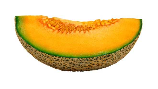 Eating foods high in potassium, including lots of fruits (like cantaloupe) and vegetables, can lower your blood pressure.