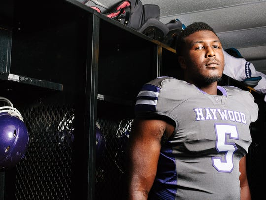 Haywwod's Emmit Gooden, Super Senior