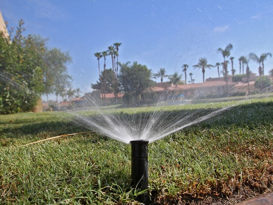 Heavy pumping of groundwater has led to long-term declines in the water table in much of the Coachella Valley.