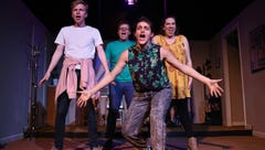 """Street Theatre Cuts Loose with Clever """"[title of show]"""""""