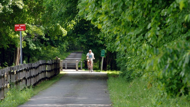 The Harlem Valley Rail Trail connects Wassaic with Millerton. A planned expansion will add eight miles in the northeastern part of Dutchess County beginning in 2016.
