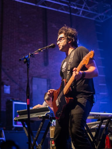 Motion City Soundtrack performed songs from 'Commit