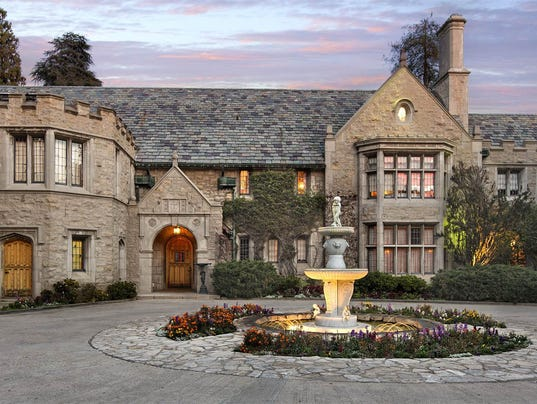 Playboy mansion sold to twinkies owner for Luxury home builders usa