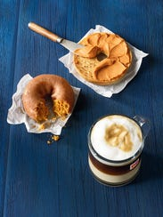 Dunkin Donuts Fall flavors hit stores August 28