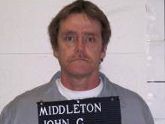 Missouri Execution Middleton