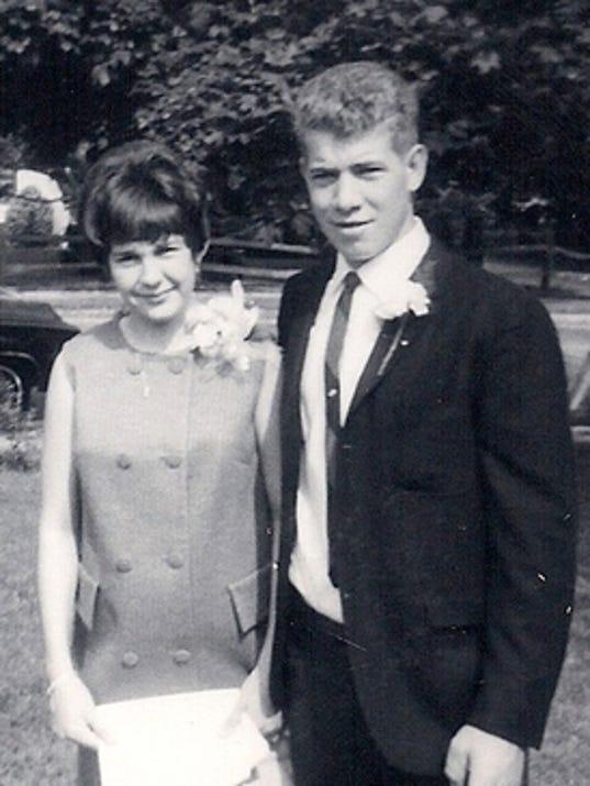 Anniversaries: Jo-Anne Barbolini & Rudy Barbolini