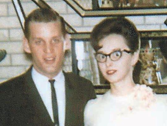 Gibson Wedding, November 10, 1965