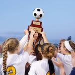 DeWitt vs Okemos CAAC Gold Cup Soccer Final