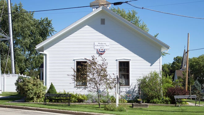 Mishicot's Historical Museum is one of many historical sites and markers in the area recently documented by the Wisconsin Historical Markers website.