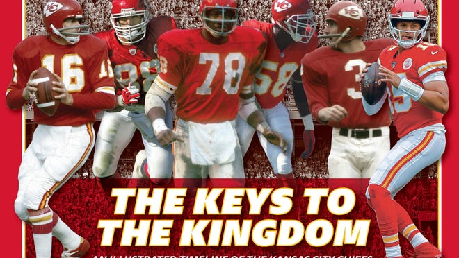 Over a two-week period in March, Kansas City-based author David Smale wrote a book documenting the history of the Kansas City Chiefs. Smale will be in Topeka at Henry T's on Sunday night for a book signing and Chiefs watch party.