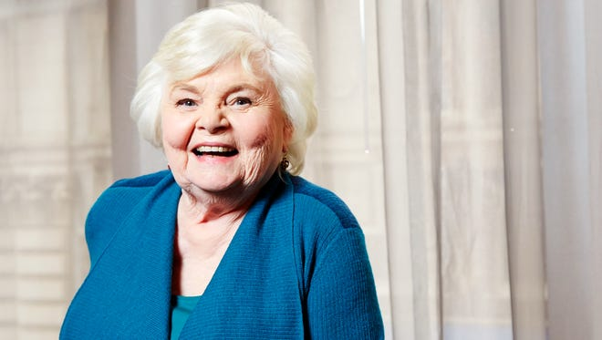 June Squibb is in the midst of her first Oscar campaign. Squibb is nominated for best supporting actress for her role in 'Nebraska.'