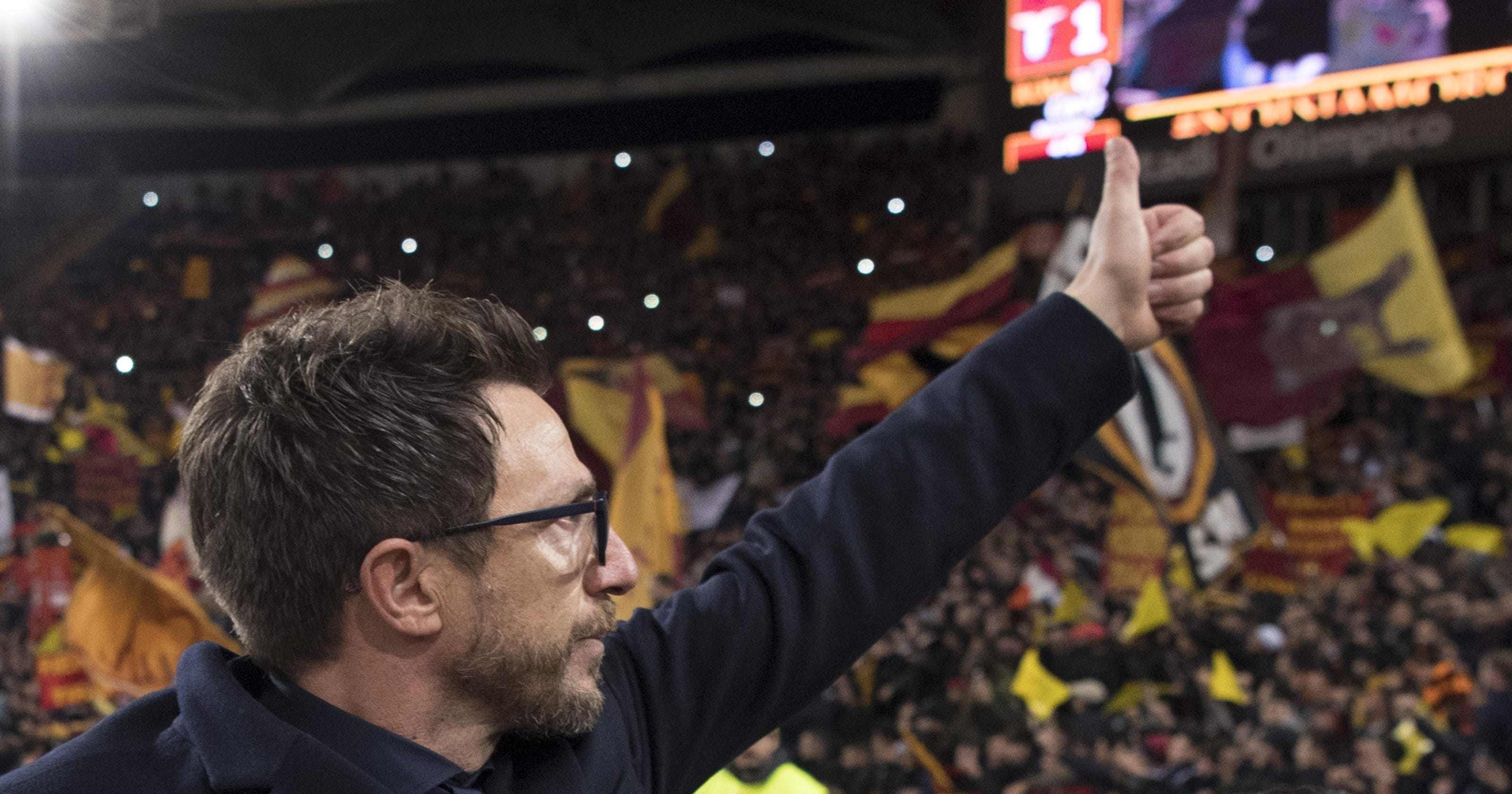 562025018  We are the city   Roma beats Lazio 2-1 in heated derby