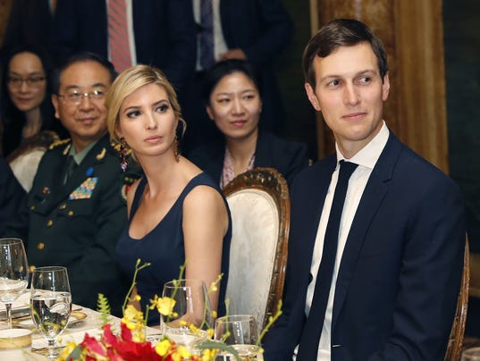 AP CHINA IVANKA TRUMP I FILE USA