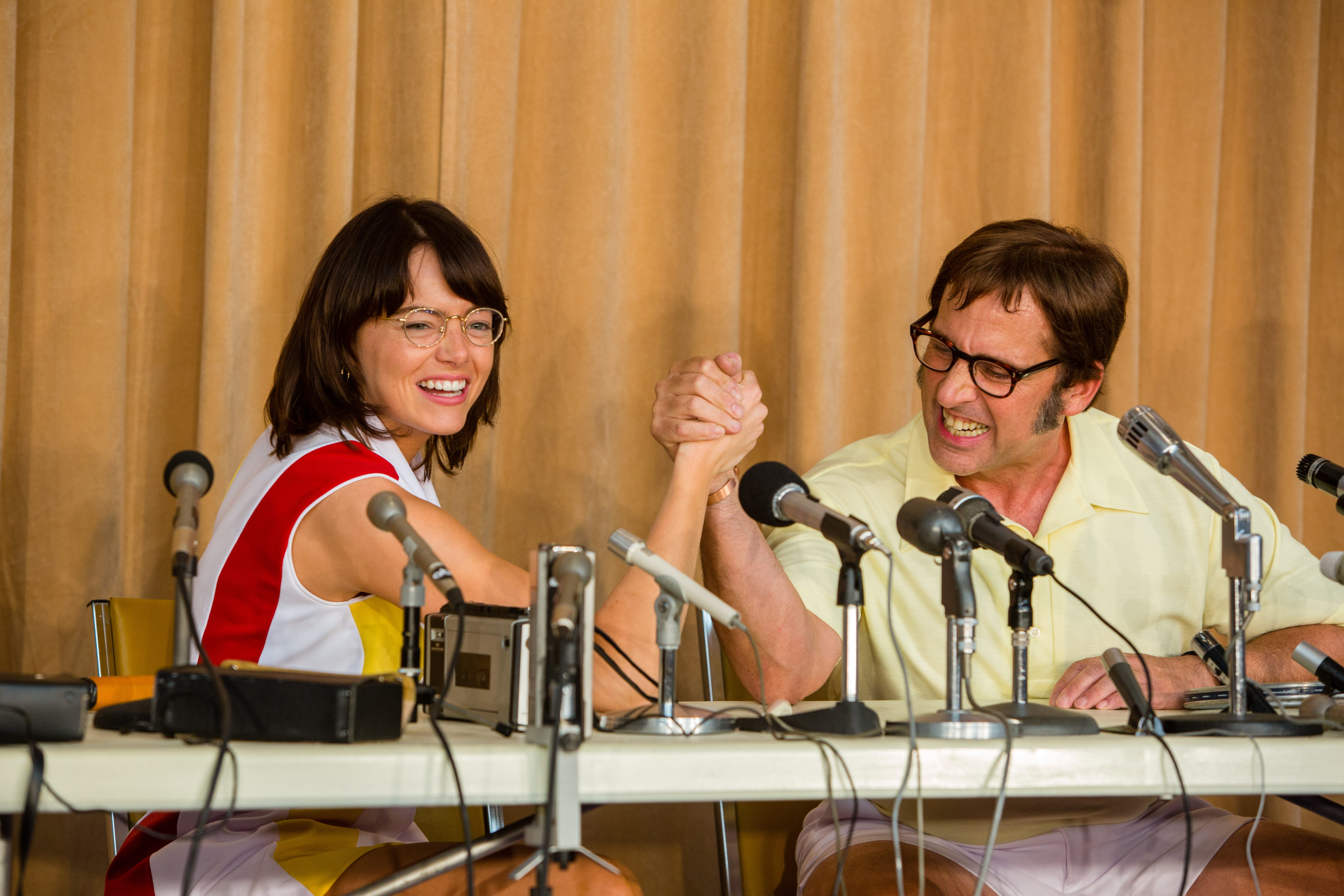 The battle of the sexes release date