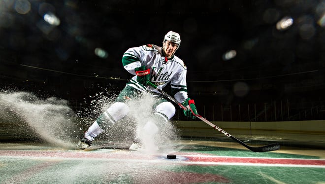 Cheer on the Iowa Wild with your friends and family for Winterfest.